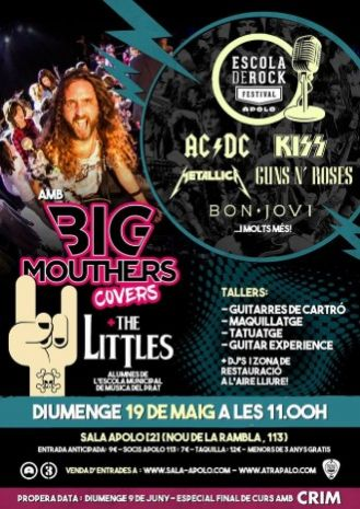 Escola de Rock Festival | Big Mouthers