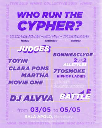 Who Run The Cypher