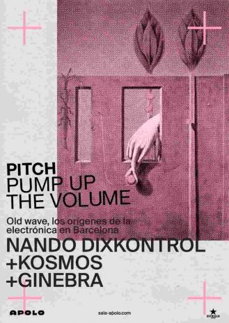 Pitch: Pump up the volume! Nando Dixkontrol