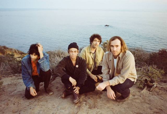 Allah-Las + Mapache and Tim Hill + Reverberation Radio